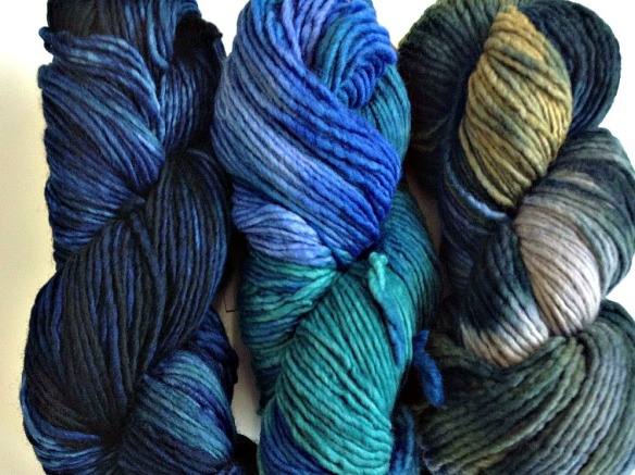 Malabrigo Blues