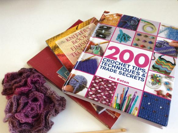 Crochet Finishing Techniques