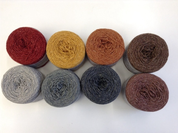 Holst Garn's Samarkand - Wool Silk Blend