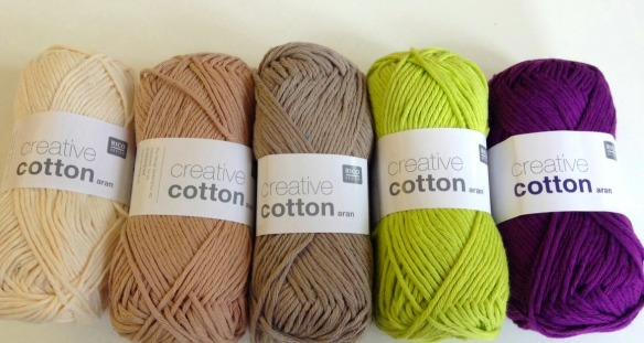Rico Creative Cotton - Aran