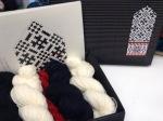 Latvian Mitts Kit @ Be Inspired Fibres